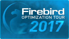 Firebird Optimization Tour 2017