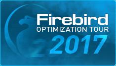 Firebird Optimization Tour 2017